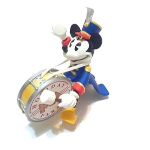 Bandleader Mickey Mouse Hallmark Ornament 1997